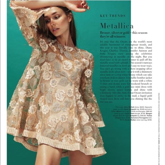 f17780e84ad7 Alice McCall Dresses | Jupiter Swing Dress Sz 2 4 | Poshmark